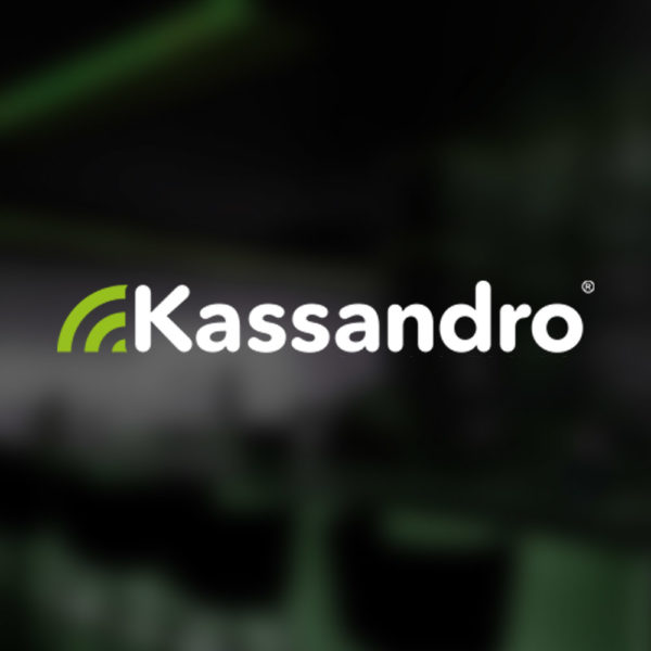 Kassandro checkout counter
